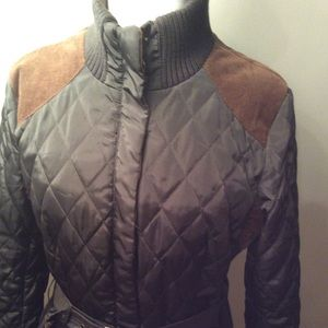 Zara Outerwear Quilted Jacket Size XL